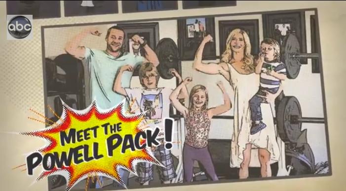 Meet The Powell Pack – Episode 1: Beginnings