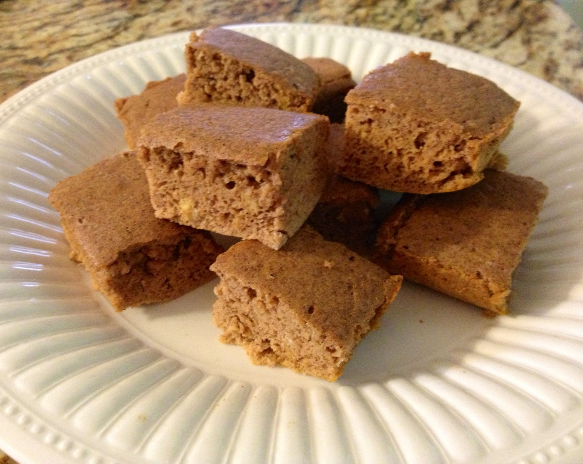 Protein Carrot Cake Bars  - Get the recipe at https://heidipowell.net/2304