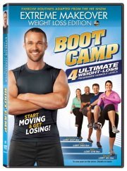 Celebrity Trainer Chris Powell's Boot Camp Workout DVD - Learn more at http://HeidiPowell.net/2371