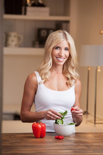 Celebrity Trainer Heidi Powell shares Greek Yogurt Pops and Maternity Wear Favorities - Learn more at http://HeidiPowell.net/2431