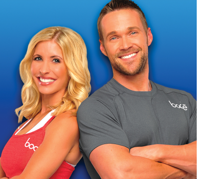 Celebrity Trainers Chris and Heidi Powell - Learn more at https://heidipowell.net/3054