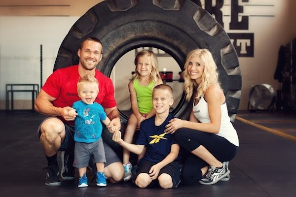 Celebrity Trainers Chris and Heidi Powell's Family - Learn more at https://heidipowell.net/2973