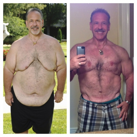extreme weight loss mike after