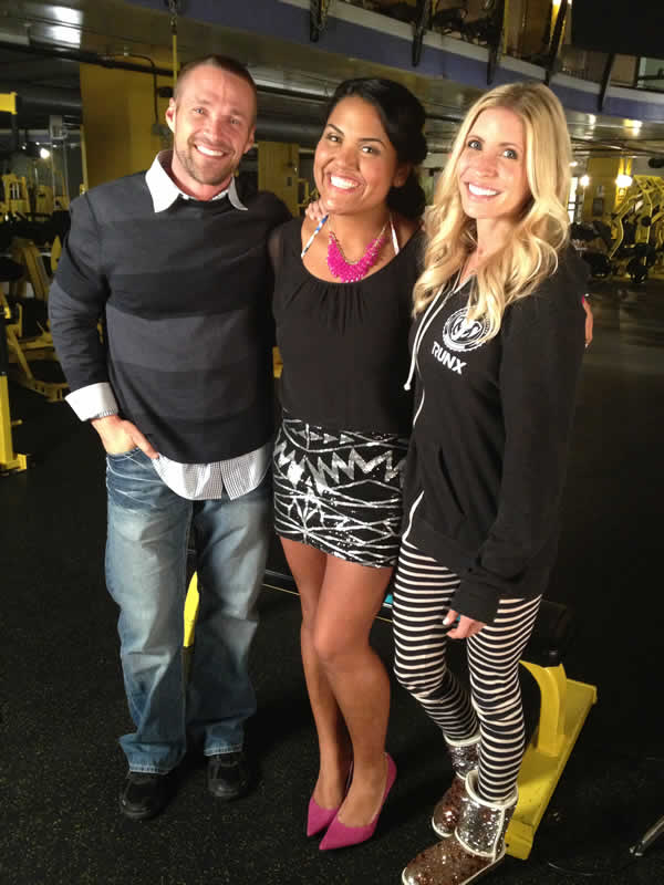 Celebrity Trainers Chris and Heidi Powell and Jami Witherell from Extreme Wight Loss - Learn more at https://heidipowell.net/2969