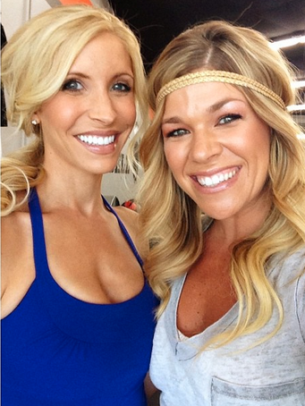 Kacey Luvi and Celebrity Trainer Heidi Powell - Learn more at https://heidipowell.net/2822