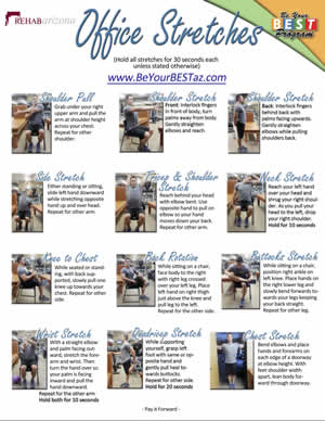 Office Stretches - Learn more at https://heidipowell.net/3183