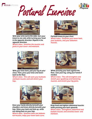 Postural Exercise Guide - Learn more at https://heidipowell.net/3183