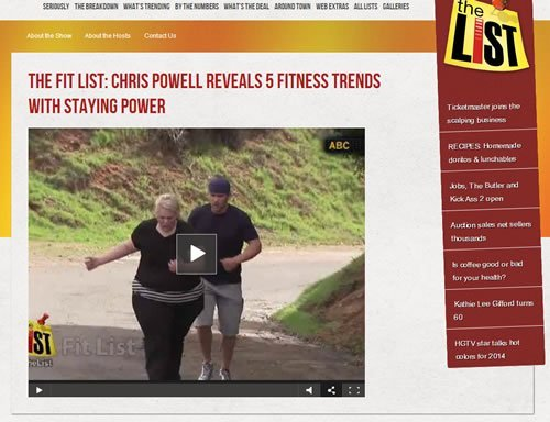 Celebrity Trainer Chris Powell Reveals 5 Fitness Trends with Staying Power - Learn more at https://heidipowell.net/2970