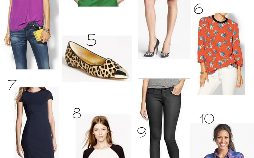 Fall Essentials for Under $100