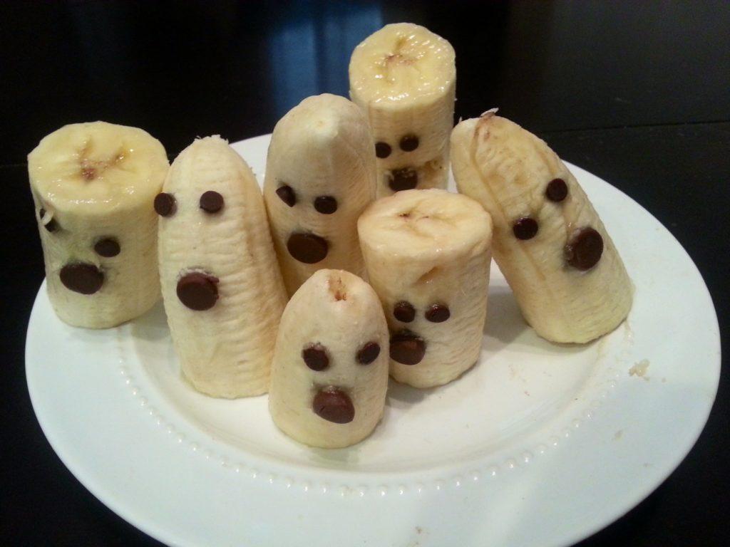 #PowellPack #HalloweenSnack #Ghosts #HealthySnacks #KidSnacks  - Learn more at http://heidipowell.net/4554