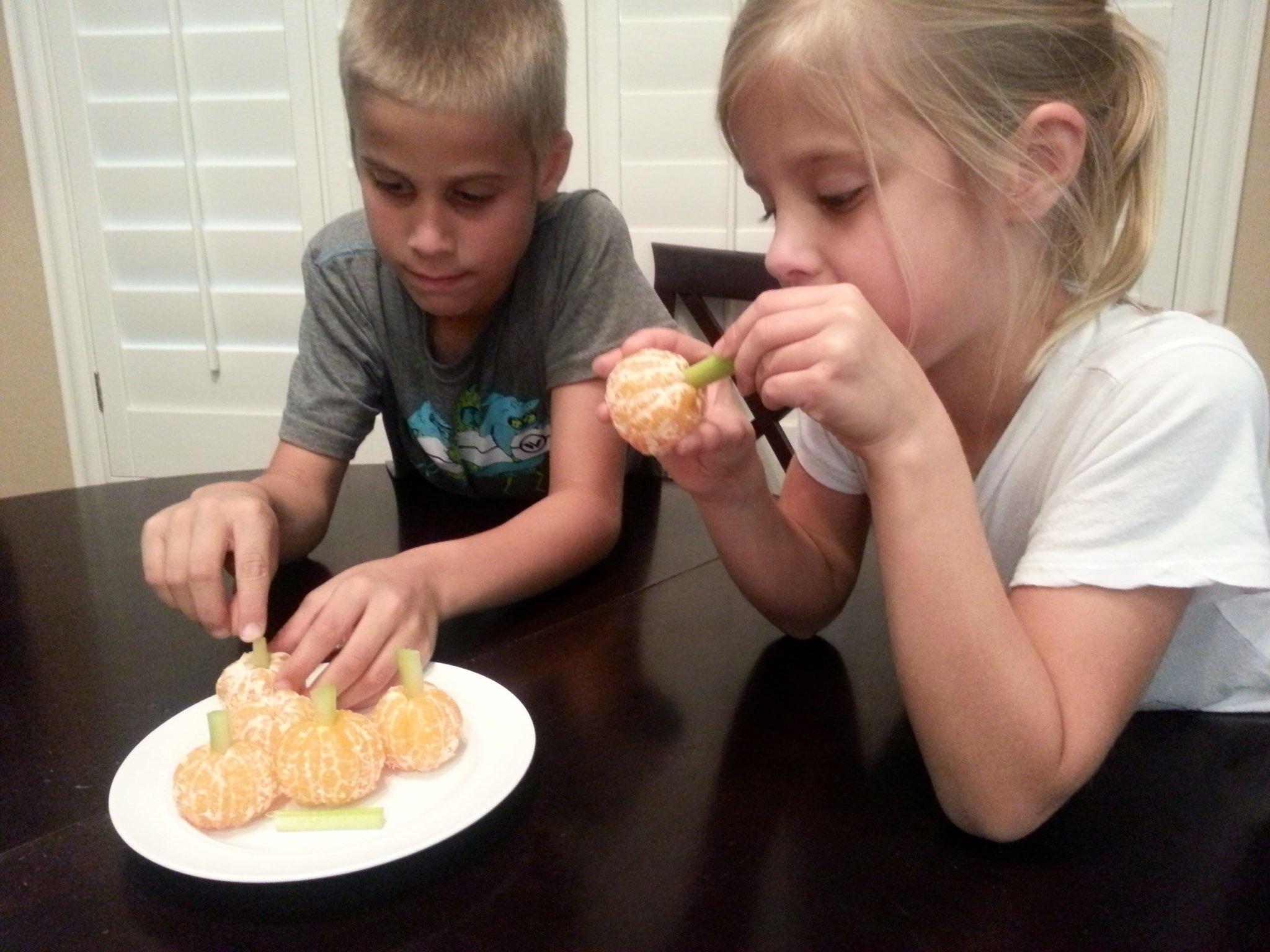 Halloween Treats Pumpkin Stems - Learn more at https://heidipowell.net/4554