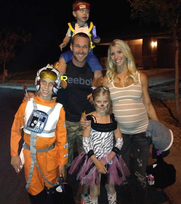 Halloween 2013: Making Spooktacular Memories