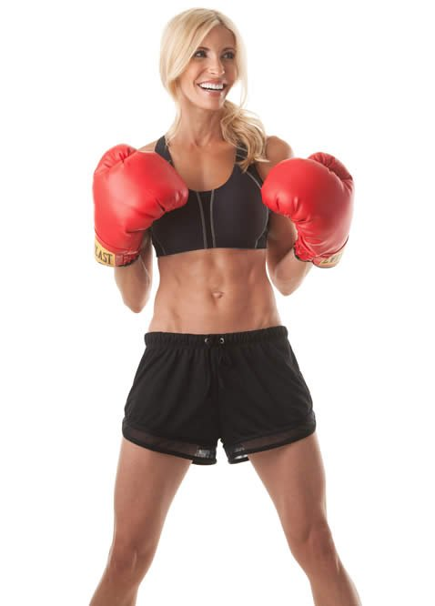 Celebrity Trainer Heidi Powell's awesome abs - Learn more at https://heidipowell.net/4208