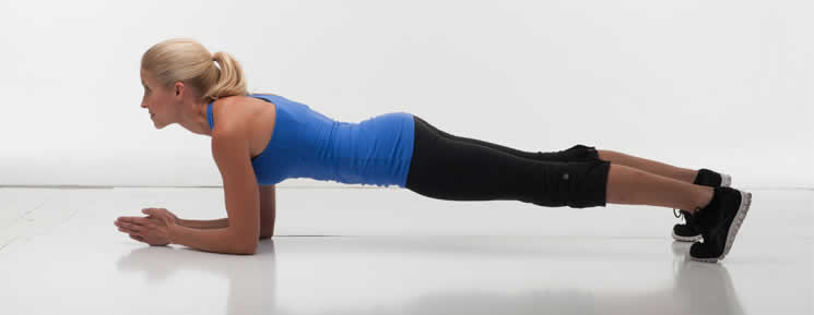 Celebrity Trainer Heidi Powell - Perfect Planking - Learn more at http://heidipowell.net/4208