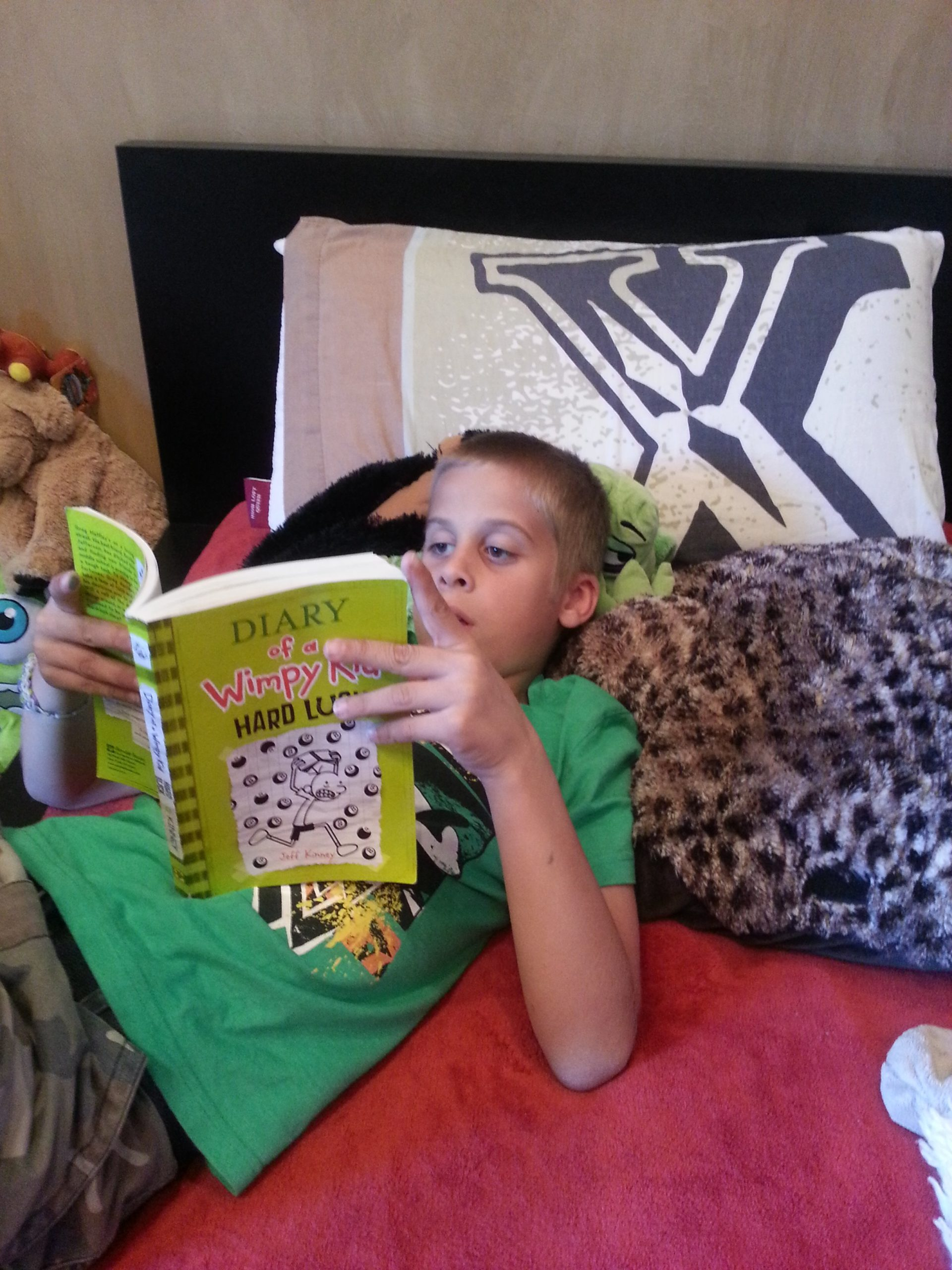 #Matix loves #DiaryofaWimpyKid #youngreaders #PowellPack