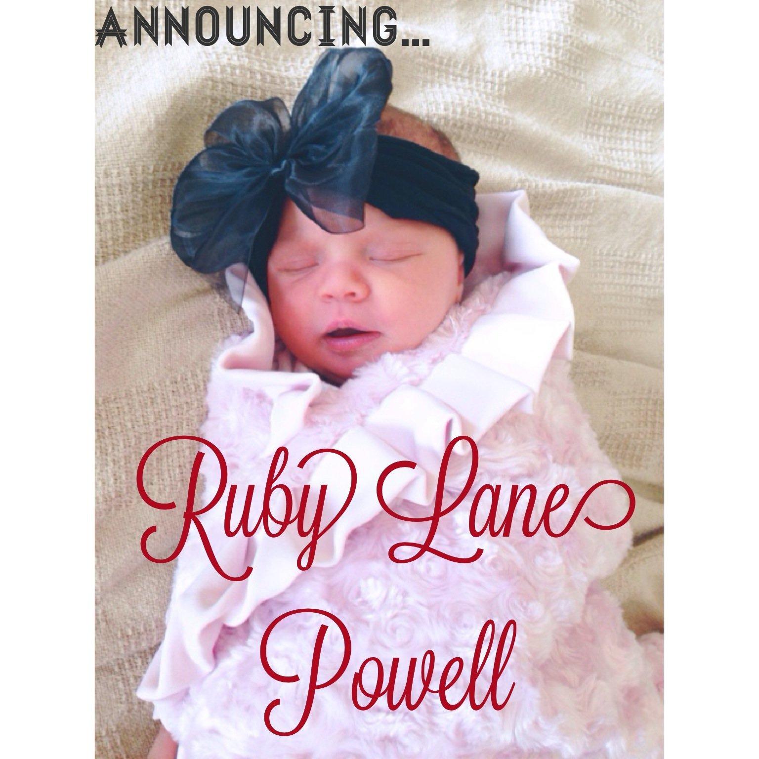 #BabyPowell #RubyPowell #PowellPack