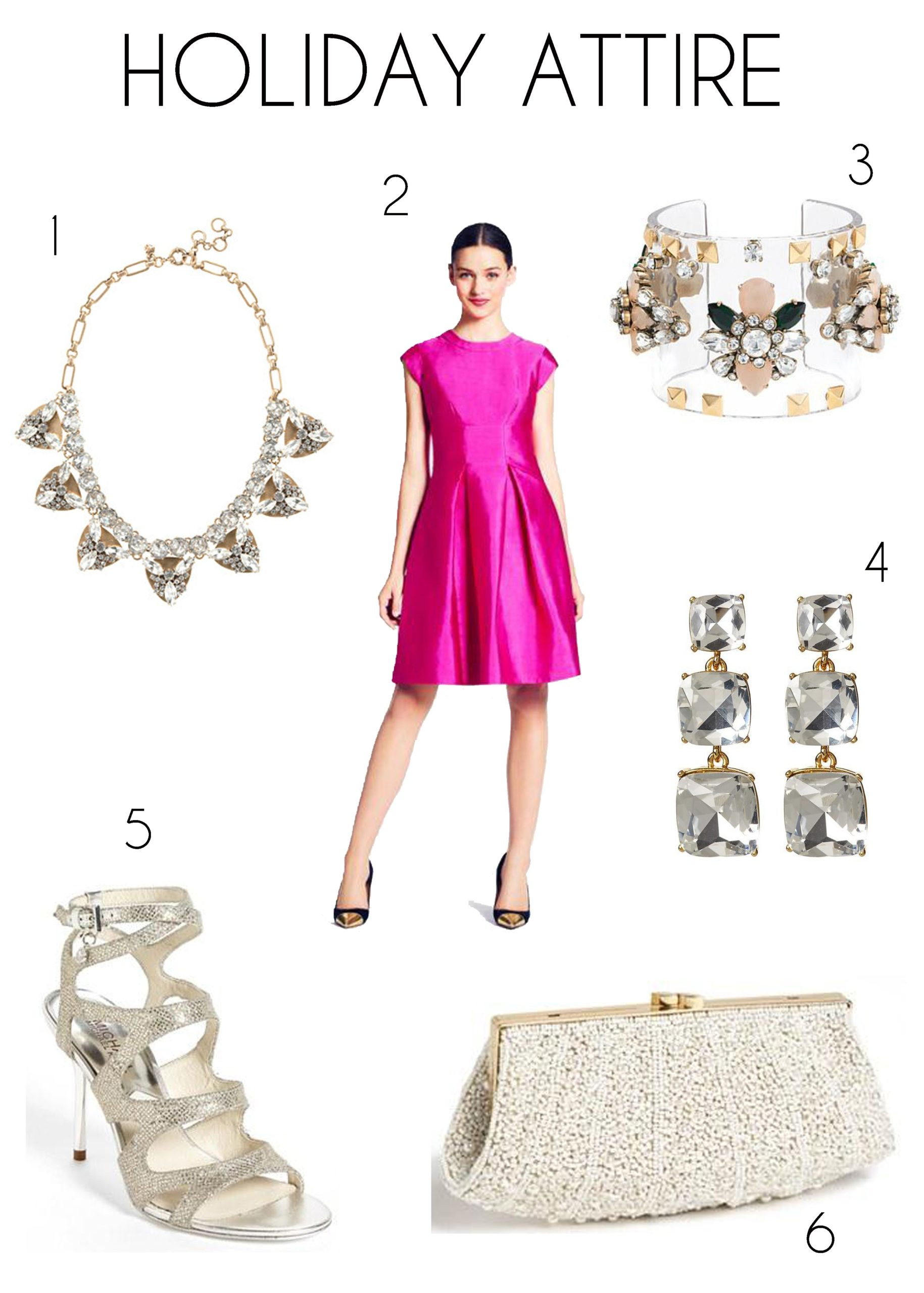 Add a little bling to your holidays with these festive fashion favorites https://heidipowell.net/5504