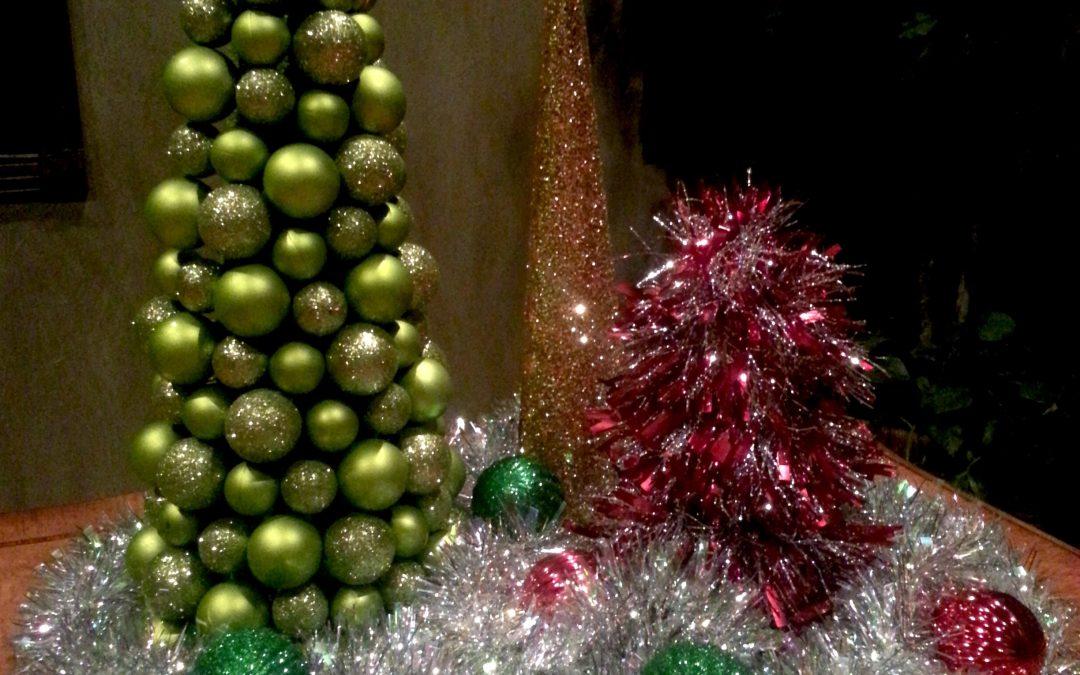 Decorative Christmas Tree Craft