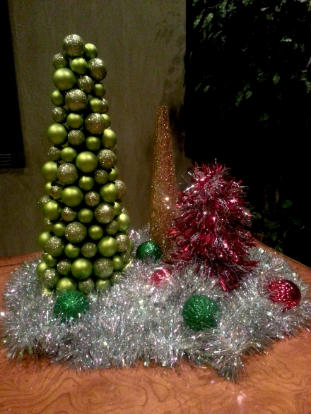 Decorative Christmas Tree Craft