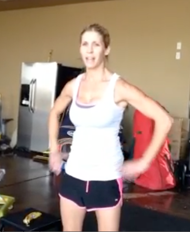 Rubys-1st-Workout-Heidi