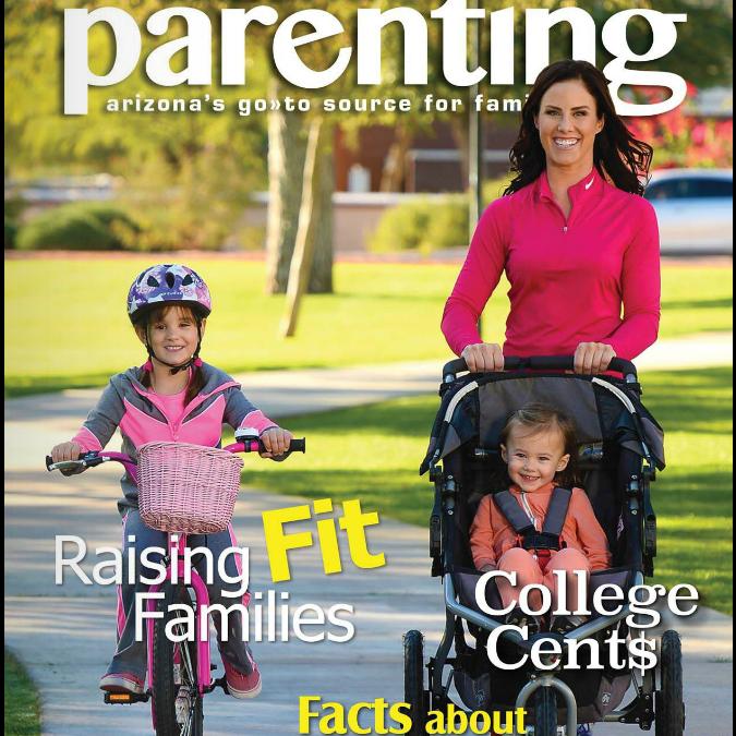 Arizona Parenting Magazine: Raising Fit Families