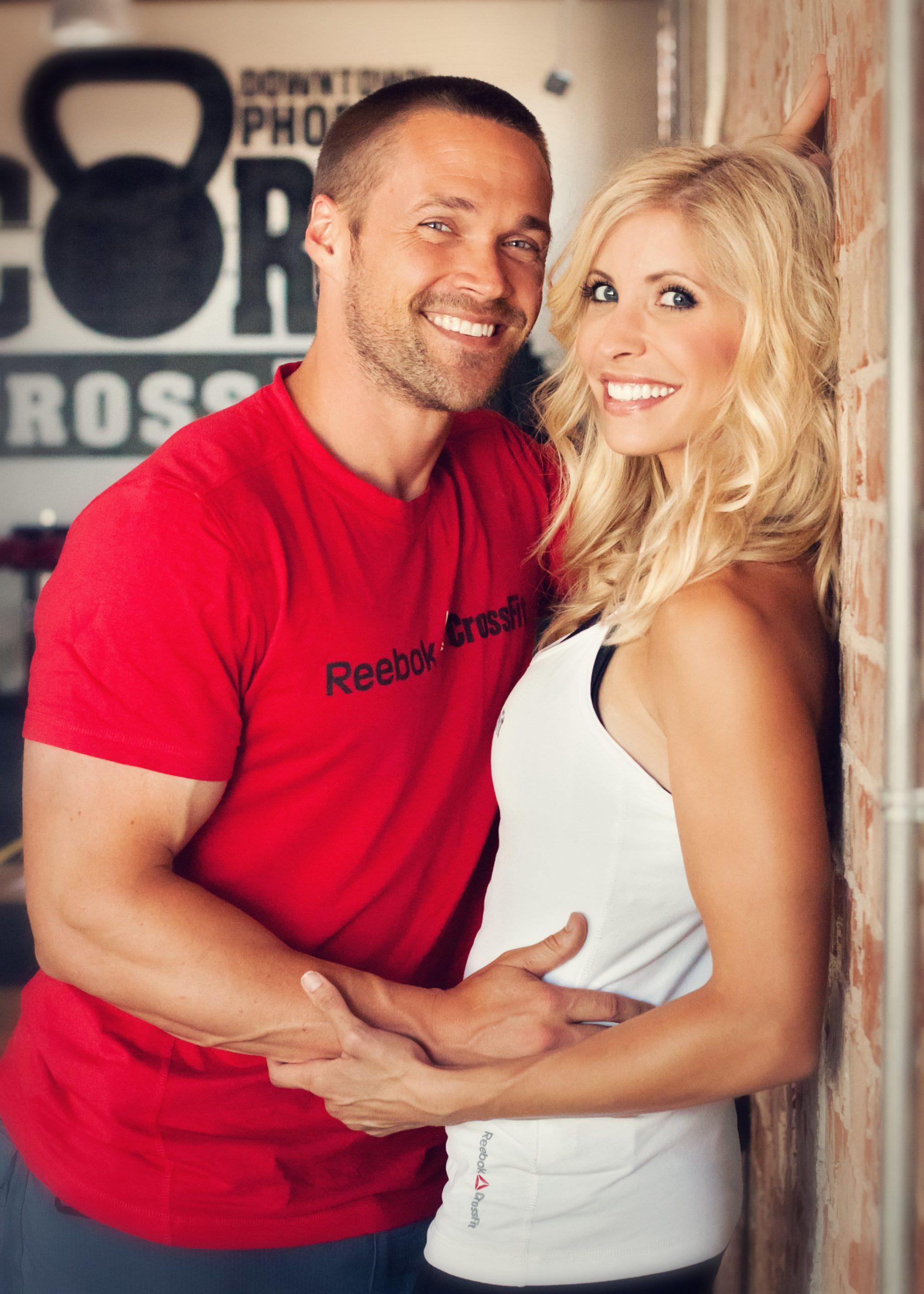 Chris and Heidi Powell