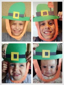 #PowellPack #StPatricksDay #LeprechaunMasks