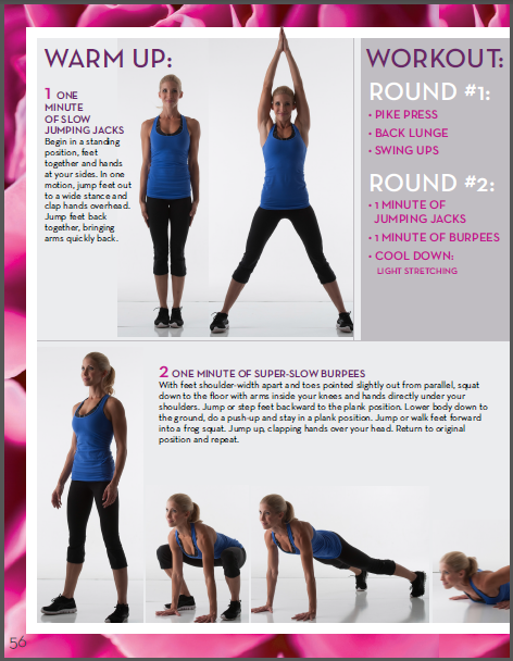 9 minute workout with https://heidipowell.net