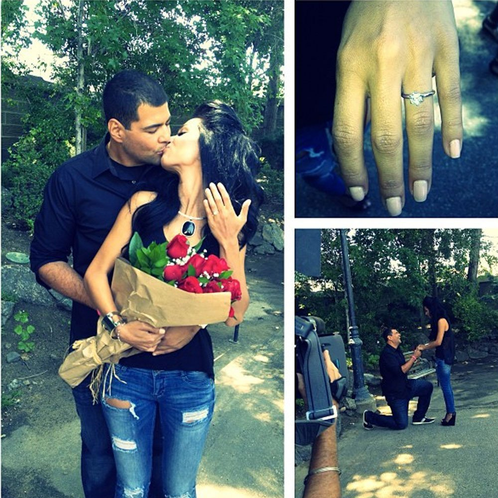 Mehrbod Engaged