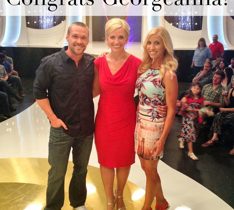 EXTREME WEIGHT LOSS: GEORGEANNA, THE GYMNAST!