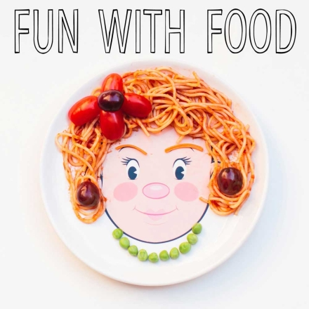 Fun with Food: A Powell Pack Guide to Healthy Habits