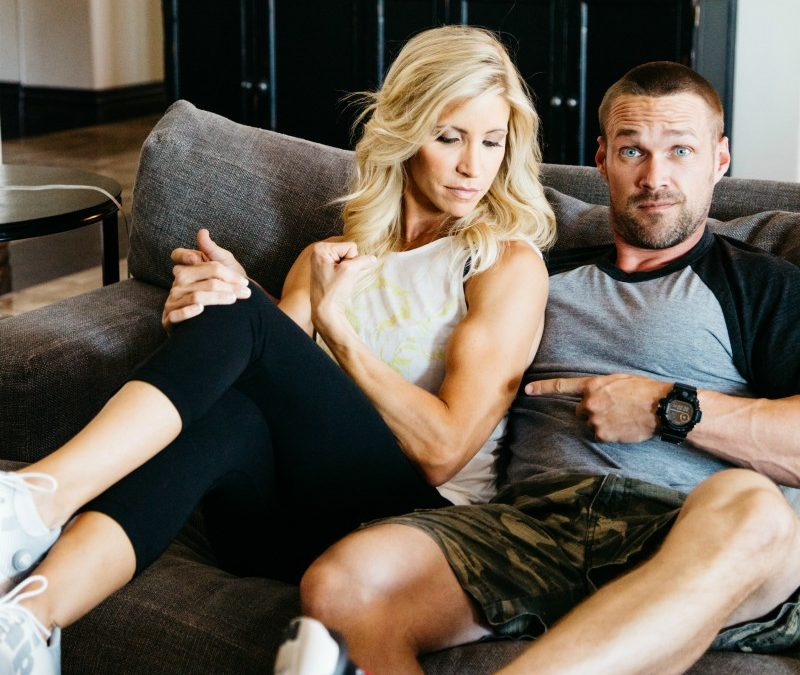 Tip of the Day: Couch Potato Workout