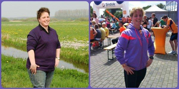 Weight Loss Wednesday: Arenda Franken