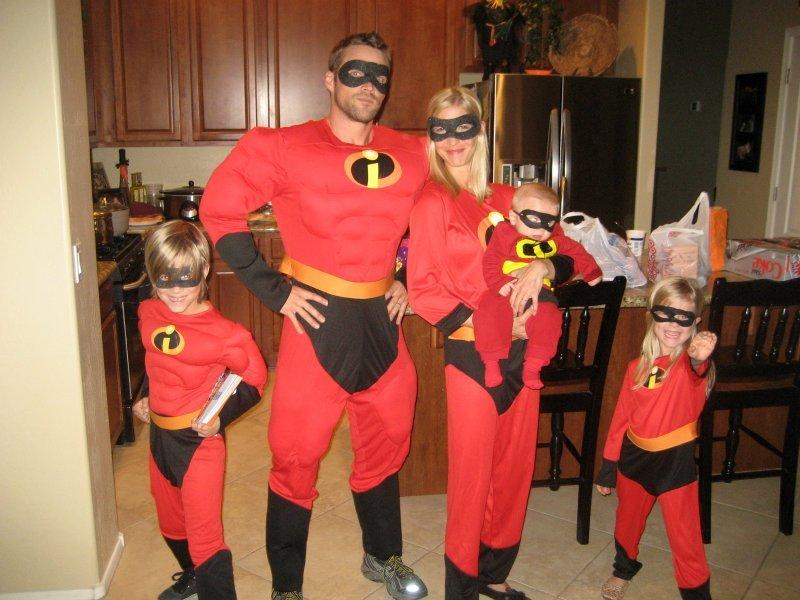 #FlashbackFriday – Cash's First Halloween!