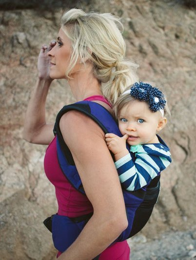 Oh Baby! My Babywearing Adventures Continue