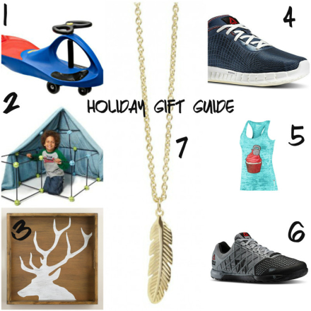 My (Last Minute!) Holiday Gift Guide