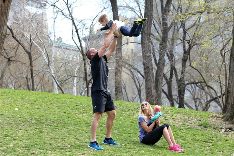 Exercise… It's A Family Affair!