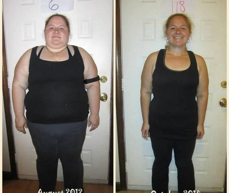 Transformation Tuesday: Kristen Kinney
