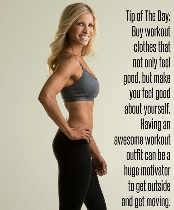 Tip of The Day: Look Good, Feel Good!