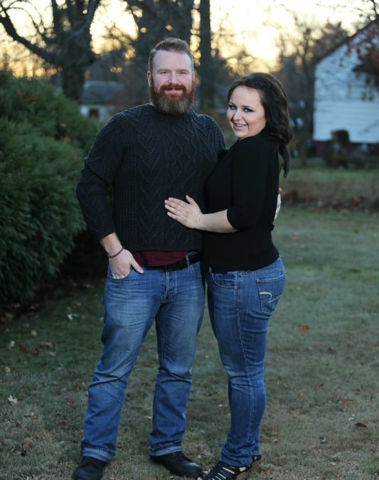 Motivation Monday: A Couple Transformed!