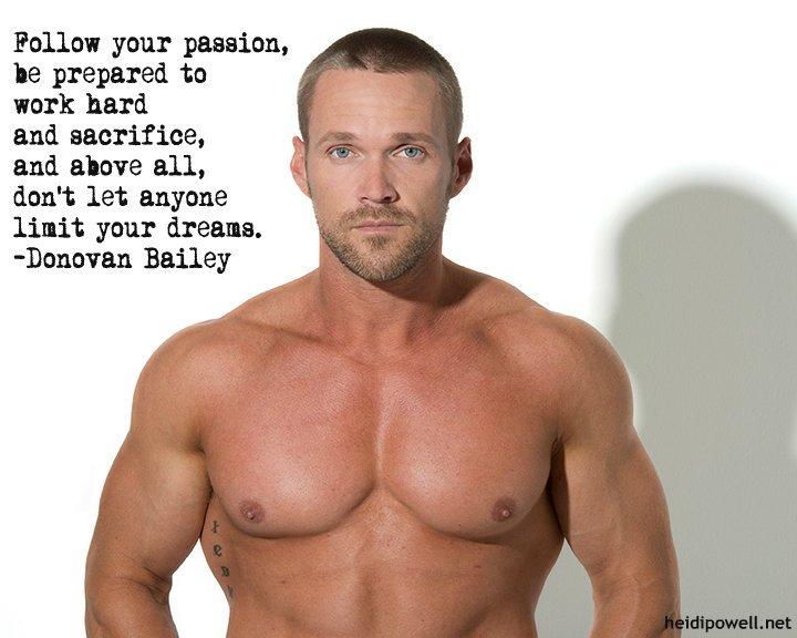 Motivation Monday: Handsome Husband Edition!