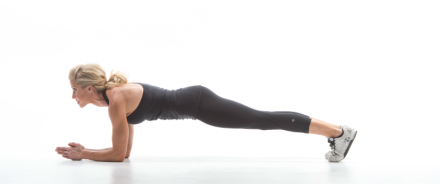 Exercise Movement Glossary: Plank