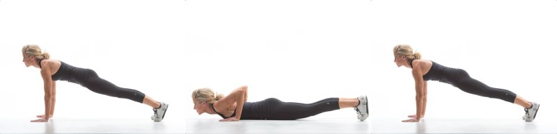 Exercise Movement Glossary: Push Up