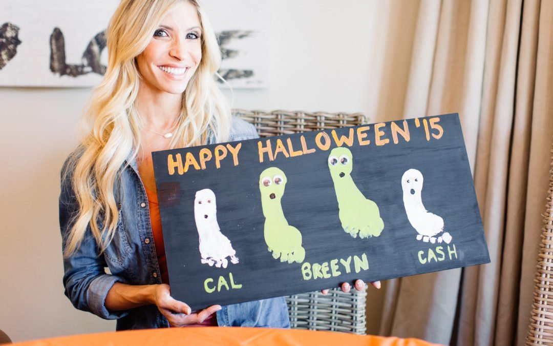 Powell Pack DIY Halloween Craft