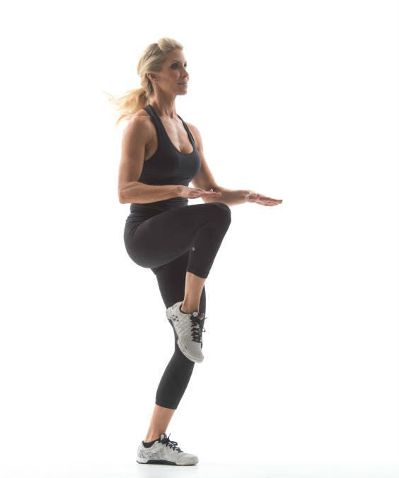 Exercise Movement Glossary: High Knees