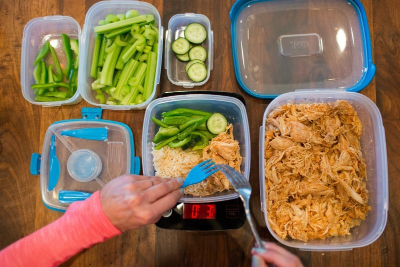 Eat More Veggies to Crush Cravings -- tips from Heidi Powell