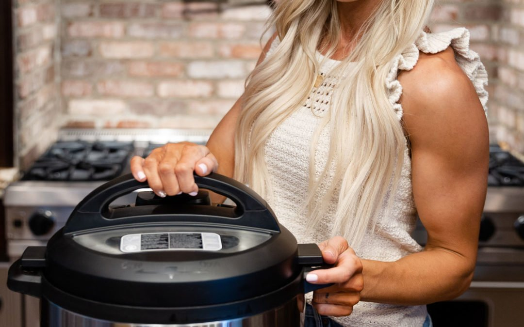 Meet My New Meal Prep BFF || The Instant Pot + Taco Recipe
