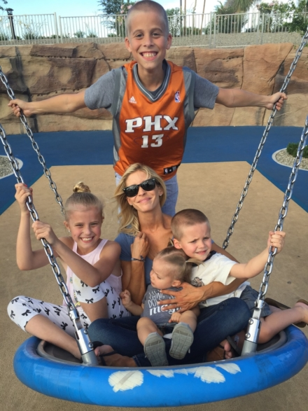 A Perfect Summer Day Series: The Powell Pack in Arizona