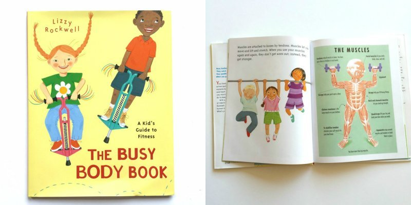 The Busy Body Book collageopt