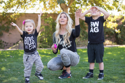 #MomLife: 11 Life Hacks for Getting Fit